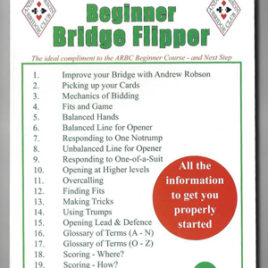 Andrew Robson's Beginner Flipper