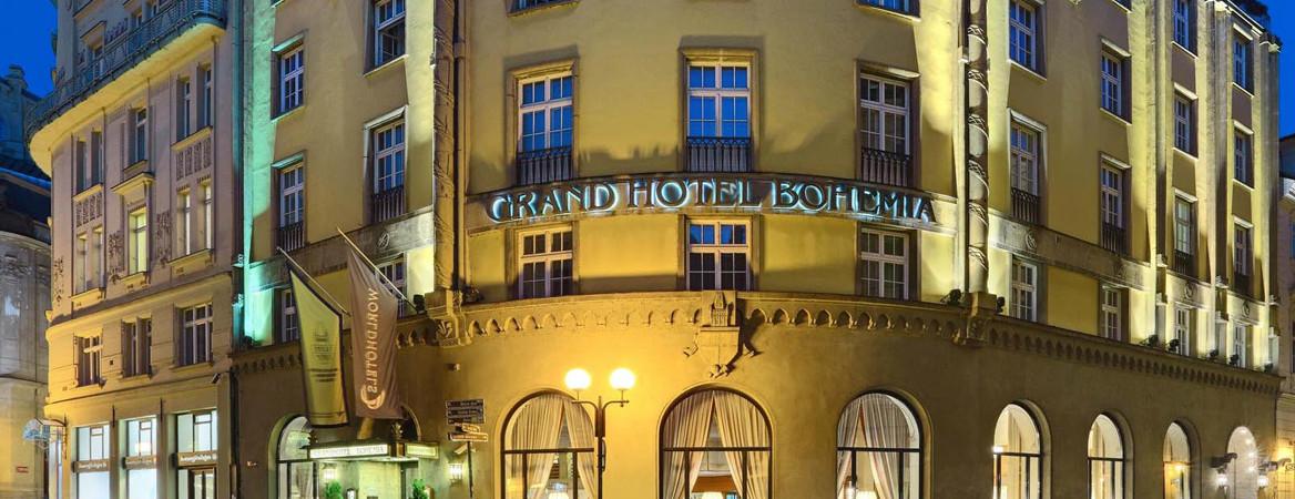 Welcome to yorkshire bridge yorkshire bridge for Grand hotel bohemia hotel prague