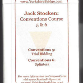 Set hand packs: Conventions Course  5 & 6