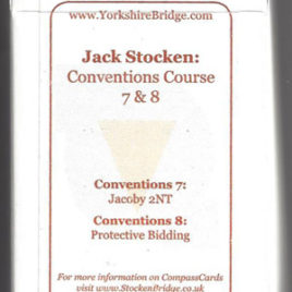 Set hand packs: Conventions Course  7 & 8