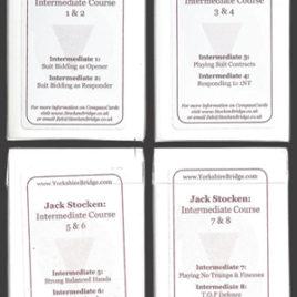 Full set of hand packs – Intermediate Course
