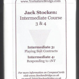 Intermediate Course 3 & 4
