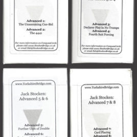Full set of hand packs – Advanced Course