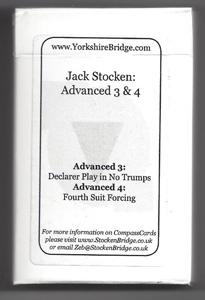 Set hand packs: Advanced  3 & 4