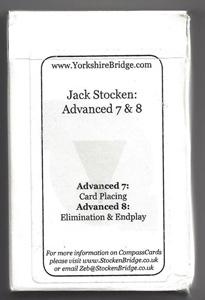 Set hand packs: Advanced  7 & 8