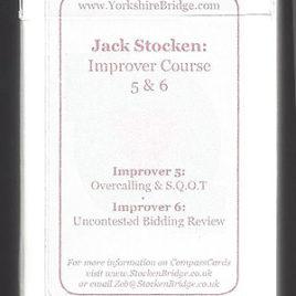 Set hand packs: Improver Course  5 & 6