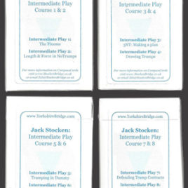 Full set of hand packs – Intermediate Play Course